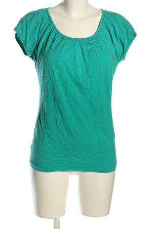Esprit T-Shirt grün Casual-Look