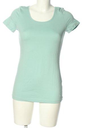 Esprit T-Shirt türkis Casual-Look