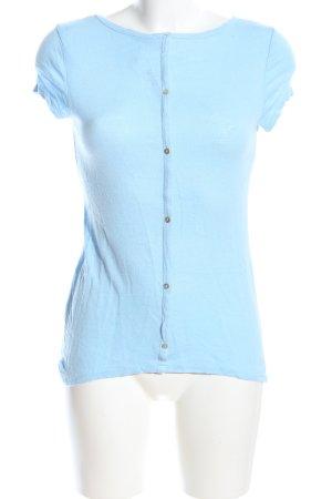 Esprit T-shirt turchese stile casual