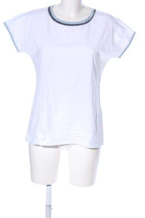 Esprit T-Shirt weiß Casual-Look