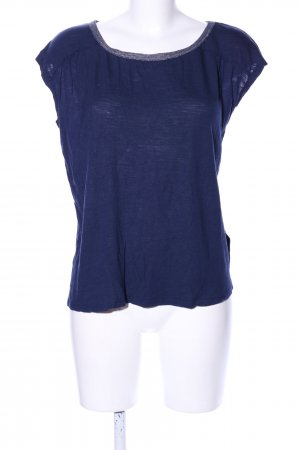 Esprit T-Shirt blau Casual-Look