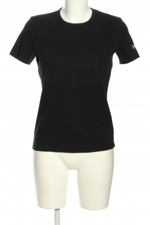 Esprit T-Shirt schwarz Casual-Look