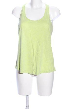 Esprit T-Shirt grün meliert Casual-Look