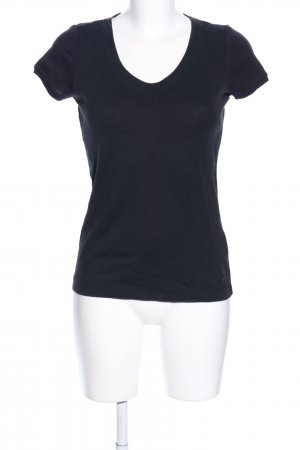 Esprit T-Shirt schwarz Casual-Look