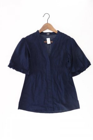 Esprit T-Shirt Größe 34 Kurzarm blau