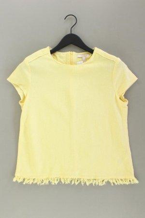 Esprit T-Shirt Größe 38 Kurzarm gelb aus Baumwolle