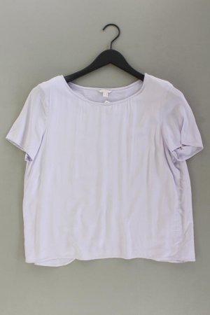 Esprit T-Shirt Größe 38 Kurzarm lila