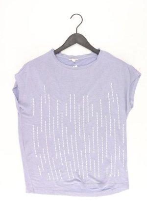 Esprit T-Shirt Größe L Kurzarm blau