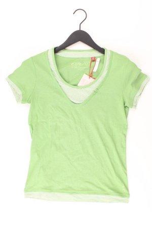 Esprit T-Shirt Größe L neu mit Etikett Kurzarm grün aus Baumwolle
