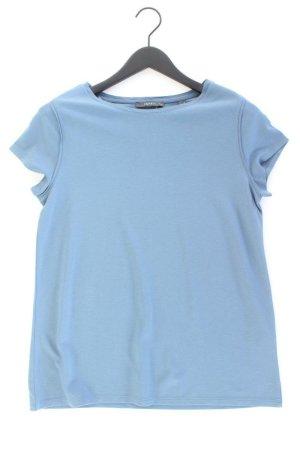 Esprit T-Shirt Größe M Kurzarm blau aus Viskose