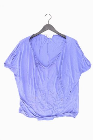 Esprit T-Shirt Größe M Kurzarm blau