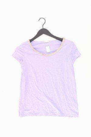 Esprit T-Shirt Größe S Kurzarm lila
