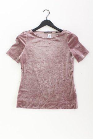Esprit T-Shirt Größe S Kurzarm lila aus Polyester