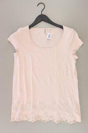 Esprit T-Shirt Größe S Kurzarm pink aus Polyester