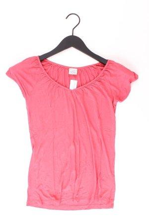 Esprit T-Shirt Größe S Kurzarm rot