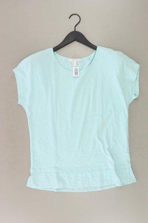 Esprit T-Shirt Größe S Kurzarm türkis