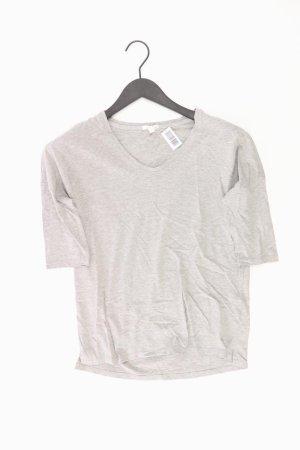 Esprit T-Shirt Größe XS Kurzarm grau