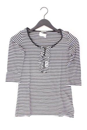Esprit T-Shirt Größe XS Kurzarm grau aus Baumwolle
