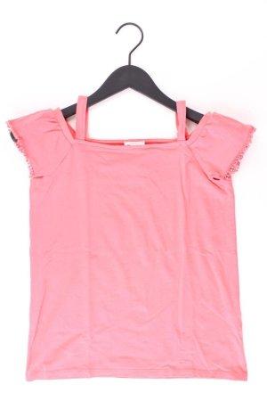Esprit T-Shirt Größe XS Kurzarm pink