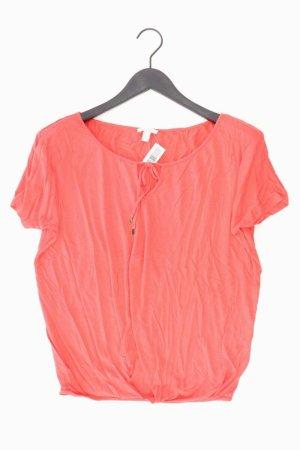 Esprit T-Shirt Größe XS Kurzarm rot