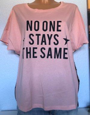 Esprit T-Shirt mit Kontraststreifen