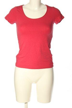 Esprit T-Shirt rot Casual-Look
