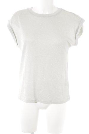 Esprit T-Shirt silberfarben extravaganter Stil