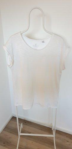 ESPRIT, T-Shirt, weiß