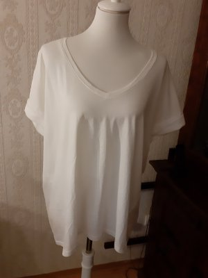 ESPRIT T-Shirt weiß Casual-Look