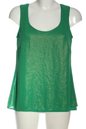 Esprit Tanktop grün meliert Casual-Look