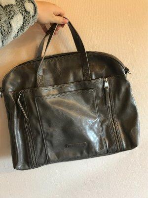 Esprit Carry Bag anthracite-dark grey