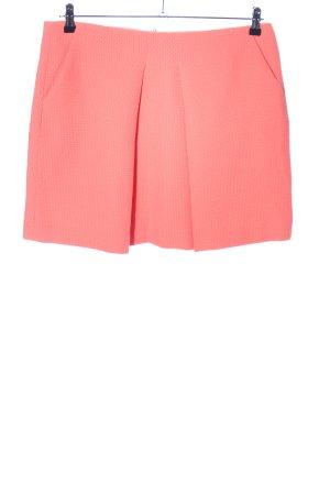 Esprit Circle Skirt light orange casual look