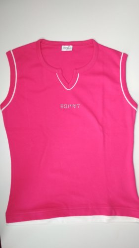 Esprit Top Gr. XL pink neuwertig