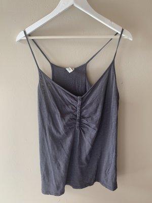 Esprit Top basic grigio-grigio chiaro
