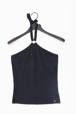 Esprit Top Größe L neuwertig schwarz aus Baumwolle