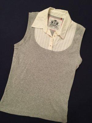 ESPRIT Top Shirt Bluse, Gr. S /36. NEU
