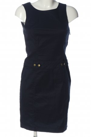 Esprit Trägerkleid schwarz Business-Look