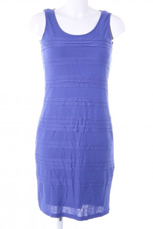 Esprit Trägerkleid blau Casual-Look