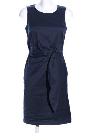 Esprit Trägerkleid blau Business-Look