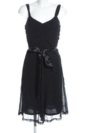 Esprit Trägerkleid schwarz klassischer Stil
