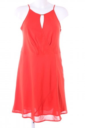 Esprit Trägerkleid rot Elegant