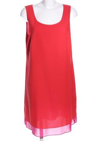 Esprit Trägerkleid rot Casual-Look