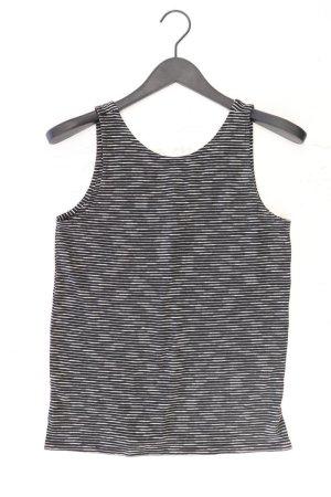 Esprit Trägertop Größe S gestreift schwarz aus Polyester