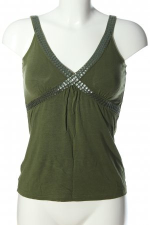 Esprit Trägertop grün Casual-Look