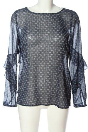 Esprit Transparent Blouse allover print casual look