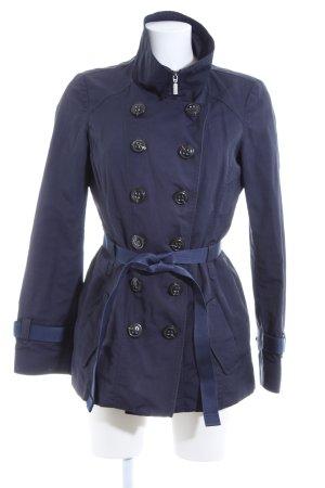 Esprit Trenchcoat blau Casual-Look