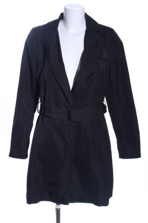 Esprit Trenchcoat schwarz Business-Look