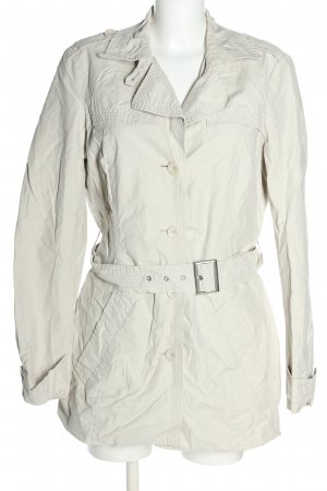 Esprit Trenchcoat wollweiß Casual-Look