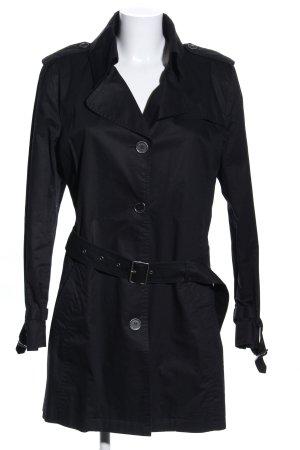 Esprit Trench nero stile casual