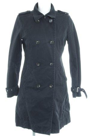 Esprit Trenchcoat schwarz